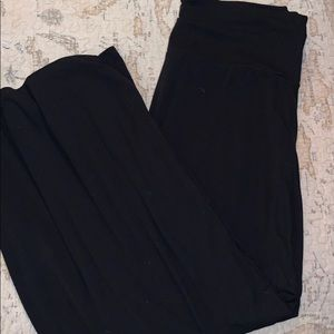 New Mossimo Maxi Black Skirt